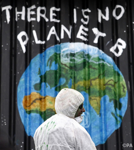 Enough scientific certainty exists on climate change to challenge media sceptics | Sustain Our Earth | Scoop.it