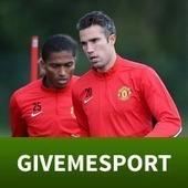Robin van Persie & David Moyes clash over training methods | GiveMeSport | Sports & Life | Scoop.it