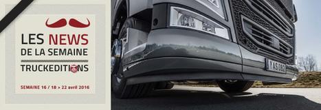 Du nouveau chez Volvo - truck Editions | Truckeditions | Scoop.it