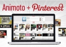 Animoto Adds Pinterest to Share Awesome Photo Videos | Social Media Photography | Scoop.it