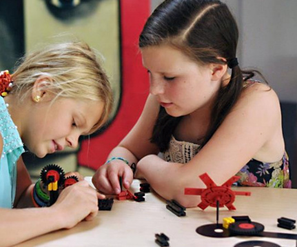 fischertechnik Offers Free Elementary STEM Curriculum | Stem Lessons for Elementary | Scoop.it