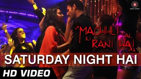 Saturday Night Hai Full HD Video Song | Bollywood Movies HD Video Songs | Scoop.it