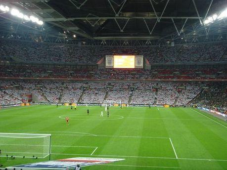Wembley Stadium Seating Plan | Football Stadium Guides | Scoop.it
