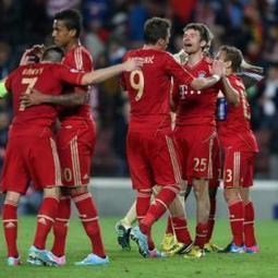 Teutonic technology helps Bayern Munich prevail over Barcelona's style - Football.co.uk | Task 3 Technology and Media | Scoop.it