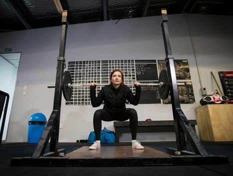Train like an Olympian Part 2: Taking the weight like a pro - Olympics - NZ Herald News | Physical and Mental Health - Exercise, Fitness and Activity | Scoop.it