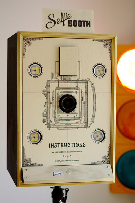 Building a Wi-Fi-enabled selfie booth with Arduino | Arduino, Netduino, Rasperry Pi! | Scoop.it