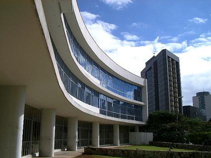Oscar Niemeyer, grand bâtisseur de bibliothèques - Actualitté.com | Patrimoine culturel - Revue du web | Scoop.it