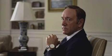 Quand Kevin Spacey donne une leçon de storytelling - Balises Infos | Communication narrative & Storytelling | Scoop.it