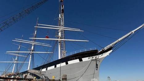 Restored historic ship returning to once-devastated seaport | News in Conservation | Scoop.it