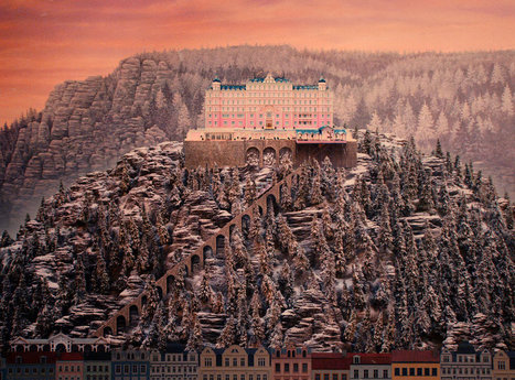 Wes Anderson y los efectos especiales artesanales | Cultura y turismo sustentable | Scoop.it