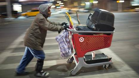 Marvin's World: Nine Lessons From Homeless Man's Winter in NYC | INTRODUCTION TO THE SOCIAL SCIENCES DIGITAL TEXTBOOK(PSYCHOLOGY-ECONOMICS-SOCIOLOGY):MIKE BUSARELLO | Scoop.it
