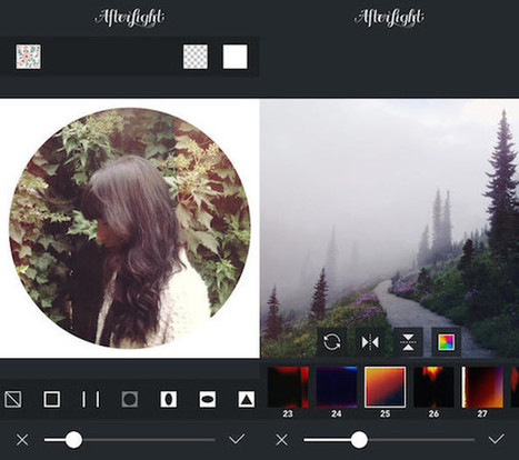 Afterlight is an iPhoneographer's dream app | Backlight Magazine. Photography and community. | Scoop.it