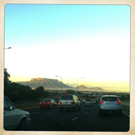 Cape Town Traffic 2 | Hipsta | Scoop.it