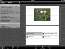 gFlash - Free Mobile Flashcards App | iPads  For Instruction | Scoop.it