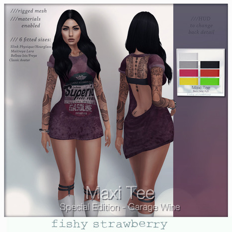Midnight Madness Gift | 亗 Second Life Freebies Addiction & More 亗 | Scoop.it