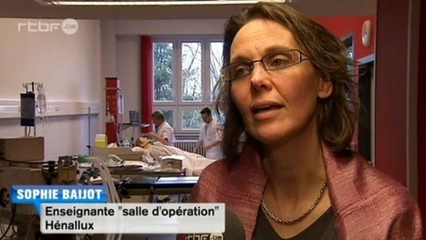 Le simulateur d'hôpital du 16 mars 2014, info : RTBF Vidéo | Medical Simulation | Scoop.it