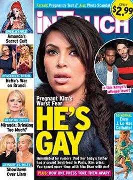 "La rumeur folle du jour: ""Kanye West tromperait Kim Kardashian ... - RTL.be | Rumeurs (ou pas) | Scoop.it"