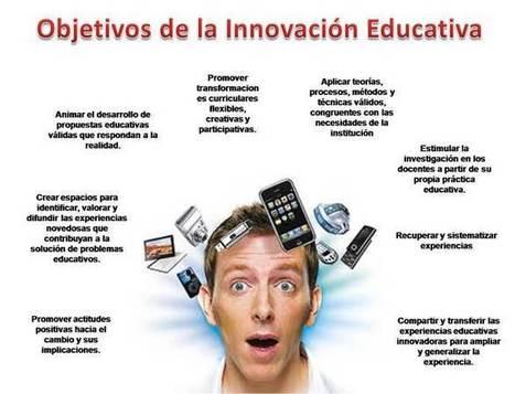 Objetivos de la Innovación Educativa | Infografía | Educacion, ecologia y TIC | Scoop.it