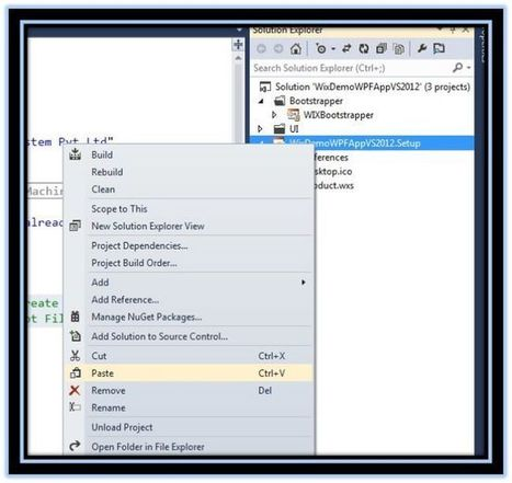 Installing Prerequisites Using WIX Bootstrapper Project and Other Features of WIX   Look Under the Hood For C# .NET Developers   Scoop.it