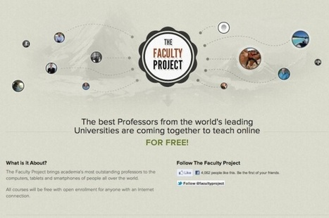 Udemy's Faculty Project nabs 50,000 students and an Ivy league professor | Wiki_Universe | Scoop.it