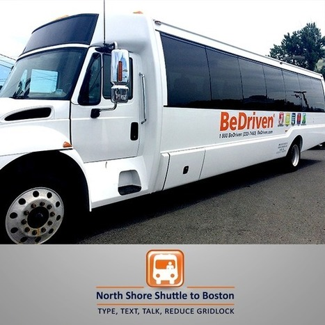 Enjoy Ground Transportation Services in Boston with BeDriven   Bedriven Updates   Scoop.it