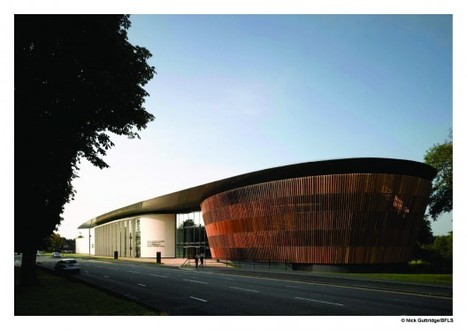 [Cardiff  ] Sustainable Temporal Theatre Design Competition | The Architecture of the City | Scoop.it