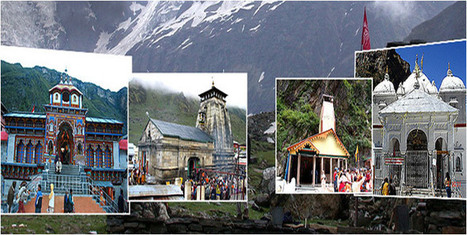 Char Dham Yatra 2014|Badrinath-Kedarnath packages| Holiday India | Holiday India | Scoop.it