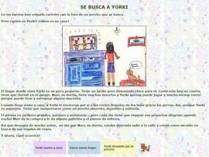 Cuentos interactivos para fomentar la lectura - Educación 3.0 | RED BIBLIOTECAS ESCOLARES | Scoop.it