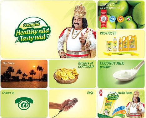KLF Coconad - Pure Coconut Oil | Edible Coconut Oil | Cooking Oil | Cooking Oil | Edible Oil | Scoop.it