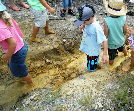 let the children play: 7 tips for mud play at preschool | Learn through Play - pre-K | Scoop.it