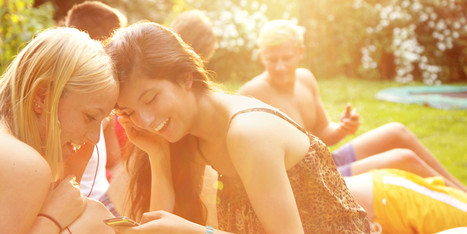 Teens Have Fewer Friends, But They're Less Lonely Than Ever Before   interlinc   Scoop.it