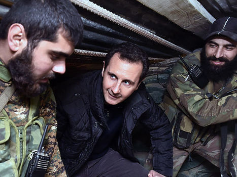 """A Russian-Syrian volunteer talks about his experience in the """"Shabiha"""" pro-Assad paramilitary 