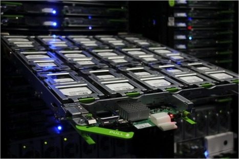 Facebook's cold storage system : the full-stack approach to efficiency | cross pond high tech | Scoop.it