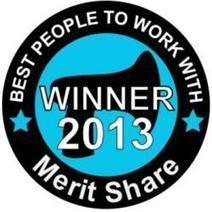 "MeritShare Announces First Winners of ""Best People To Work With"" Award 