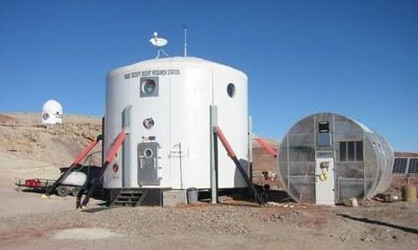 Objectif Mars: la [future] boîte de conserve de Charlotte Poupon | Space matters | Scoop.it