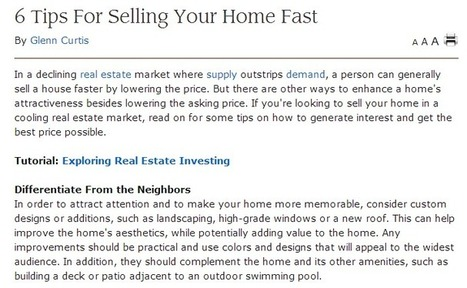 An Skilled Vancouver Real Estate Agent Can Help Sell Your Home Quickly   Jamie Hooper   Scoop.it
