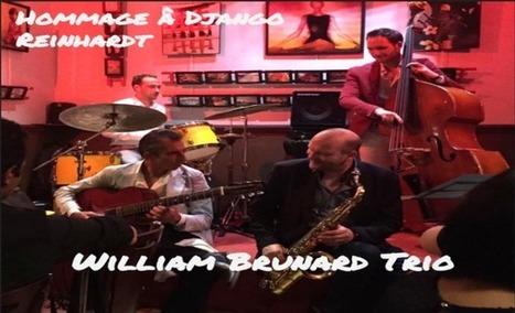 """William Brunard Trio """"Hommage à Django Reinhardt""""   Les Puces de Paris Saint-Ouen   - Paris Flea Market & a little more   Scoop.it"""
