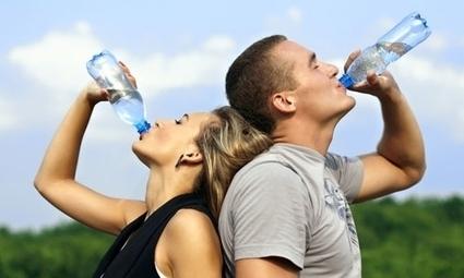 Comment bien s'hydrater ? - AGSJB NÎMES Gymnastique et musculation | FITNESS | Scoop.it