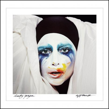 Lady Gaga Wears Gareth Pugh On 'Applause' Single Cover, Talks VMA Fashion - MTV.com | Fashion anklets | Scoop.it