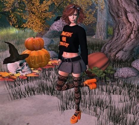 Halloween Stroll | Blogging | Scoop.it