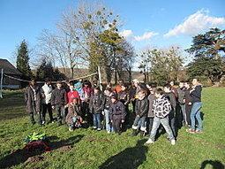 We collégiens Ambourville 2012 - Le blog de paroisse | Ouï dire | Scoop.it