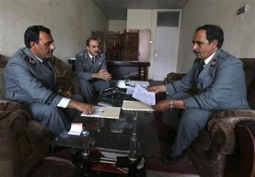 Afghan police take first, faltering steps in fight against corruption   How does Social Media Leads to Social Change   Scoop.it