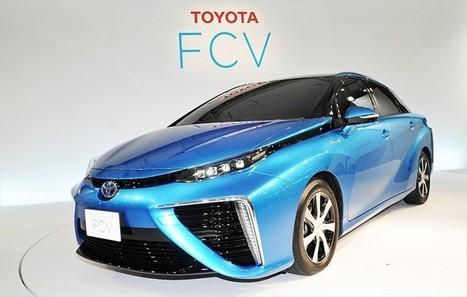 La Toyota lancia l'auto ad idrogeno - Non solo calcio........ | Non solo calcio....... | Scoop.it