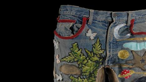 History of Blue Jeans: From Workwear to High Fashion | Texas A&M Costume and Dress | Scoop.it