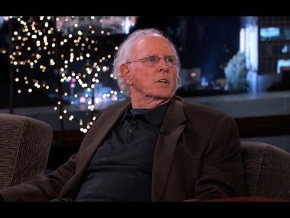 Bruce Dern on Jimmy Kimmel Live PART 2   Extra Income   Scoop.it