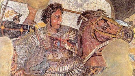 Werd Alexander De Grote vergiftigd door een kleine witte bloem? | KAP-ElhaddiouiA | Scoop.it