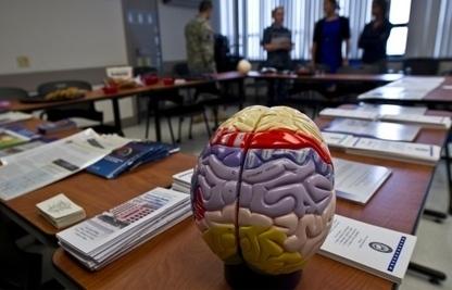 Study Links Traumatic Brain Injury and Post-Traumatic Stress Disorder   Entrepreneurship, R&D, Maketing, Innovation   Scoop.it