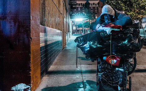 Activists say San Francisco trying to wash away the homeless  | Al Jazeera America | Access To Housing | Scoop.it
