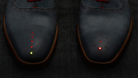 Dominic Wilcox: No Place Like Home GPS shoes | Design de Interação | Scoop.it