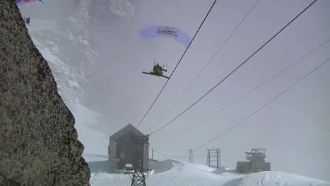 Nuts ? Oh, yeah... | Freeride skiing | Scoop.it